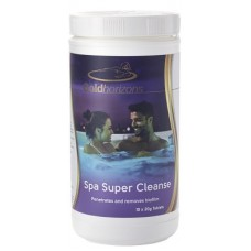 GOLD HORIZONS - Spa Super Cleanse
