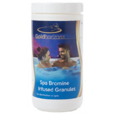 Gold Horizons - Spa Bromine Infused Granules