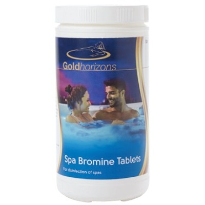 Gold Horizons - Spa Bromine Tablets