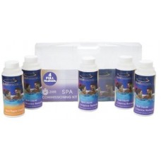Gold Horizons - 2 Hour Spa Commissioning Kit