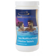 Gold Horizons - Spa Multifunctional 20g Chlorine Tablets