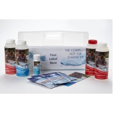 Own Label - Complete Spa Water Care Kit - Chlorine or Bromine