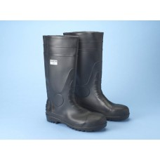 Safety Wellingtons Black